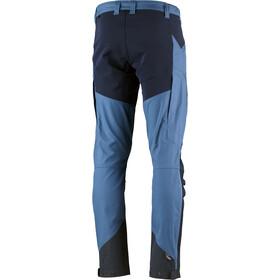 Lundhags Makke Pantalones Hombre, azure/deep blue